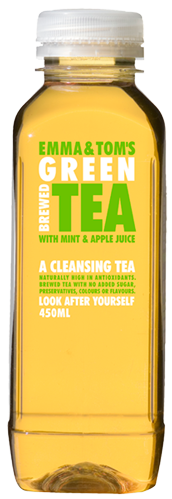Green Tea - Emma and Tom's
