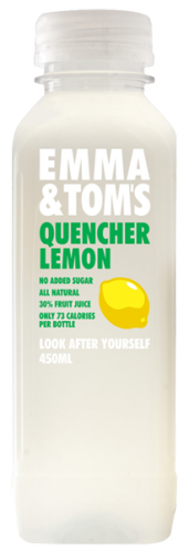 Lemon Quencher - Emma and Tom's