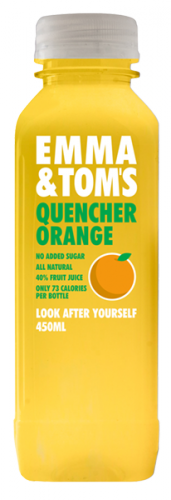 Orange Quencher - Emma and Tom's