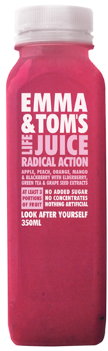 Radical Action - Emma and Tom's