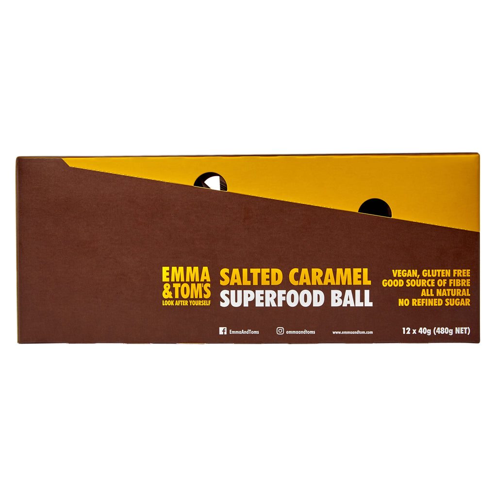 Salted Caramel Superfood Ball