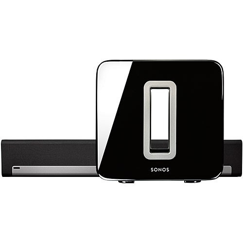 Sonos 3.1 Entertainment Set-Mac AV