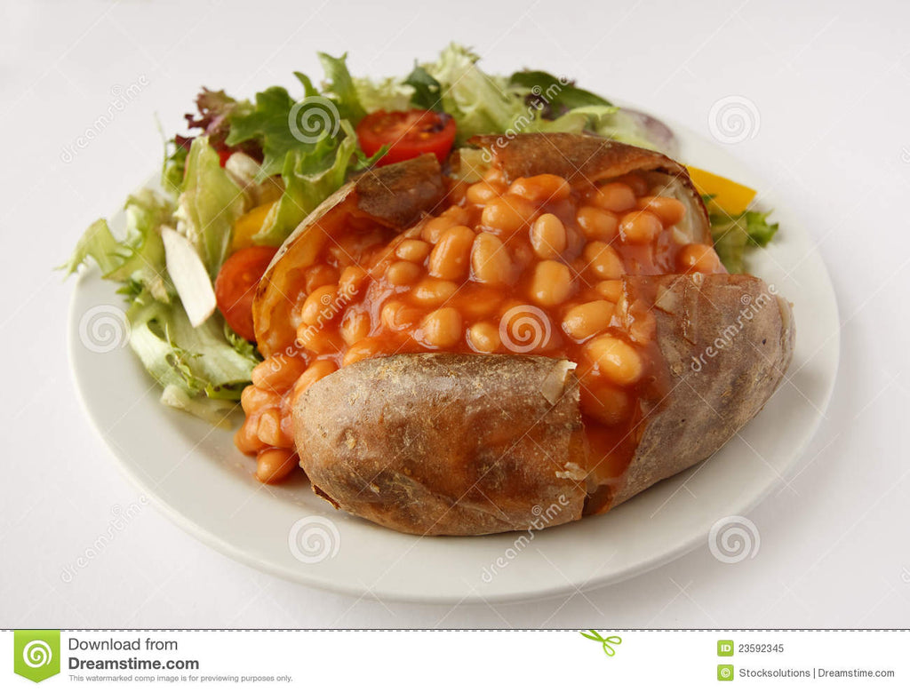 Jacket Potato and Baked Beans