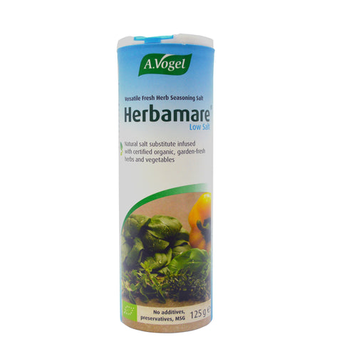 Herbemare Low Salt- 125g - GF - Low Sodium Foods
