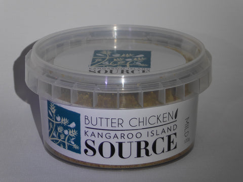 Kangaroo Island Source Butter Chicken 100gm - Low Sodium Foods
