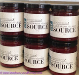 Kangaroo Island Source Beetroot Relish 270gm - Low Sodium Foods