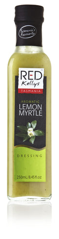Red Kellys Lemon Myrtle Dressing - 250ml. Gluten Free - Low Sodium Foods