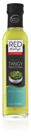 Red Kellys Tangy Traditional Dressing - 250ml. Gluten Free - Low Sodium Foods