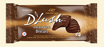 D'Lush Double Choc Biscuits - 150g - Low Sodium Foods