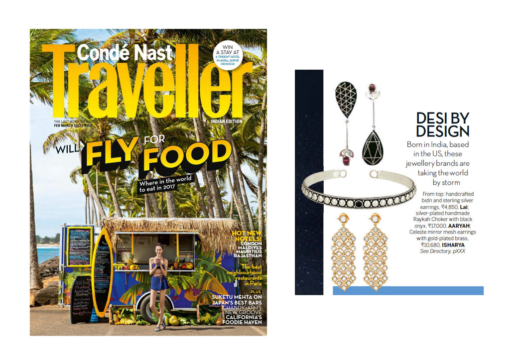 Conde Nast- Indian jewelry brands making news in the US