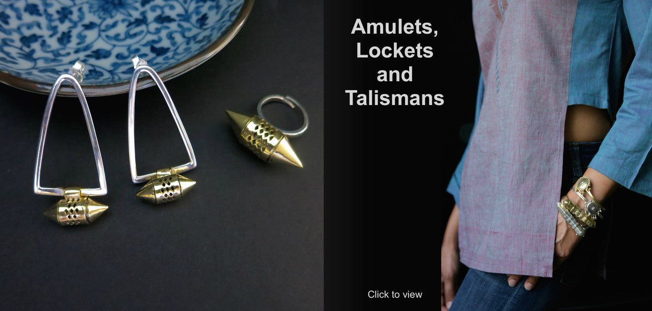 Amulets, Lockets and Talismans