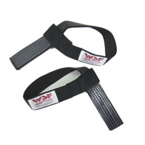 Non-padded Griptech Rubberized Lifting Straps