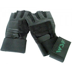 WSF Exercise / Lifting Wrist Wrap Gloves