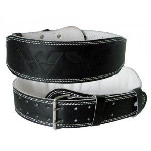 WSF Leather Exercise and Lifting Belt