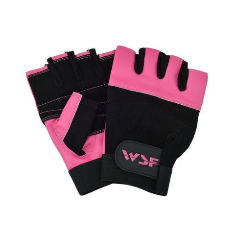 WSF Exercise / Lifting Gloves Pink