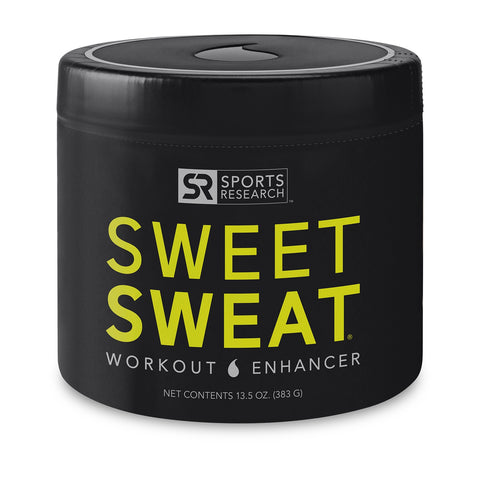 Topical Thermogenic - Sweet Sweat 'XL' Jar (13.5oz/383g)