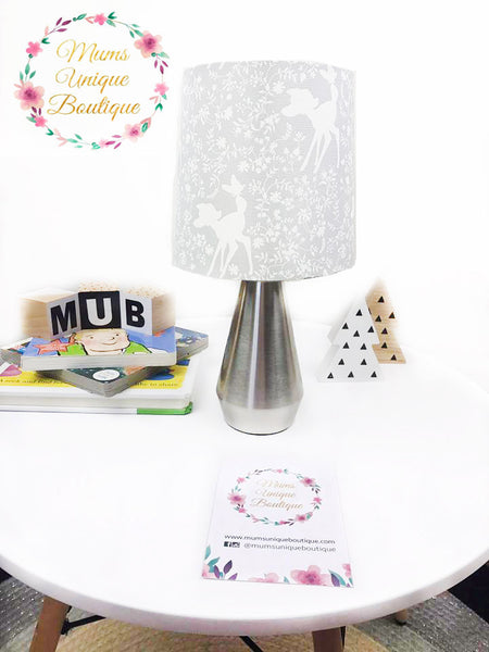 Bambi Silhouette Touch Lamp Switch Lamp Night Light Table Lamp