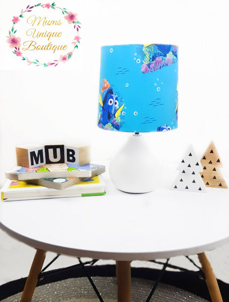 Dory Finding Nemo Touch Lamp Switch Lamp Night Light Table Lamp