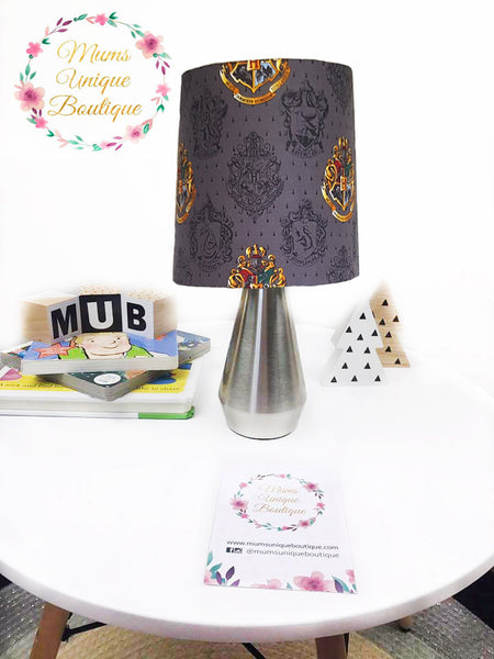 Harry Potter Crest Touch Lamp Switch Lamp Night Light Table Lamp