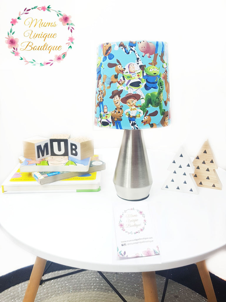 Toy Story Touch Lamp Switch Lamp Night Light Table Lamp