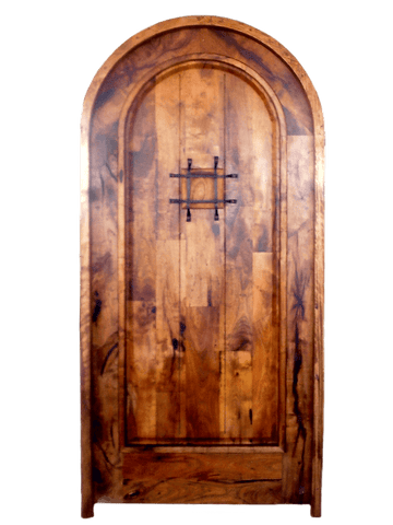 Mesquite Rustic Custom Door 4 - La Casona Custom Furniture  - azcasona.net