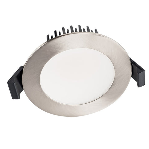 AAEC5601C-SCH - Satin Chrome Fixed LED Downlight