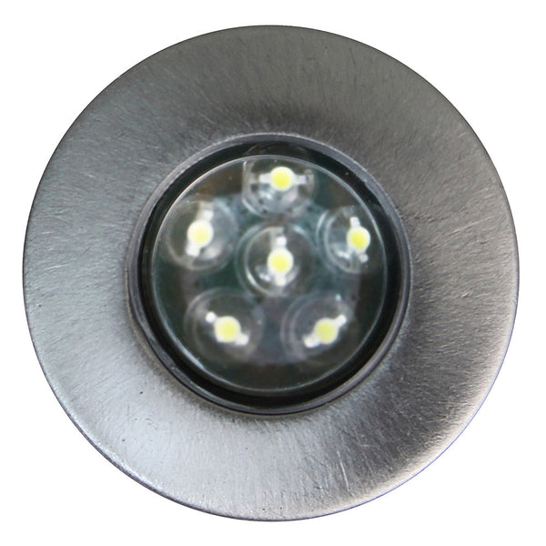 HV2833 - 0.36w Built in LED Deck Lights