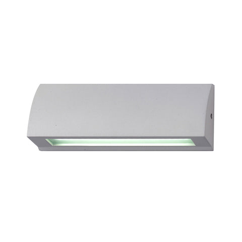 HV3271-SLV-12V - TASO 6w Silver LED Step Light