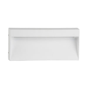 HV3275C-WHT-240V - Virsma White Rectangle LED Step lights 5500K