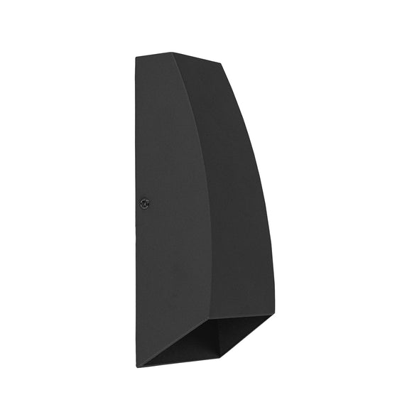 HV3651-BLK - CONO Black Up & Down LED Wall Light