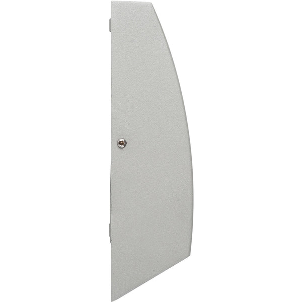 HV3651W-SLV - Silver Up/Down LED Wall Light 3000K