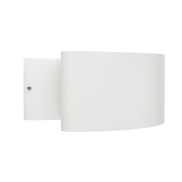 HV3662-WHT - White Up & Down LED Wall Light