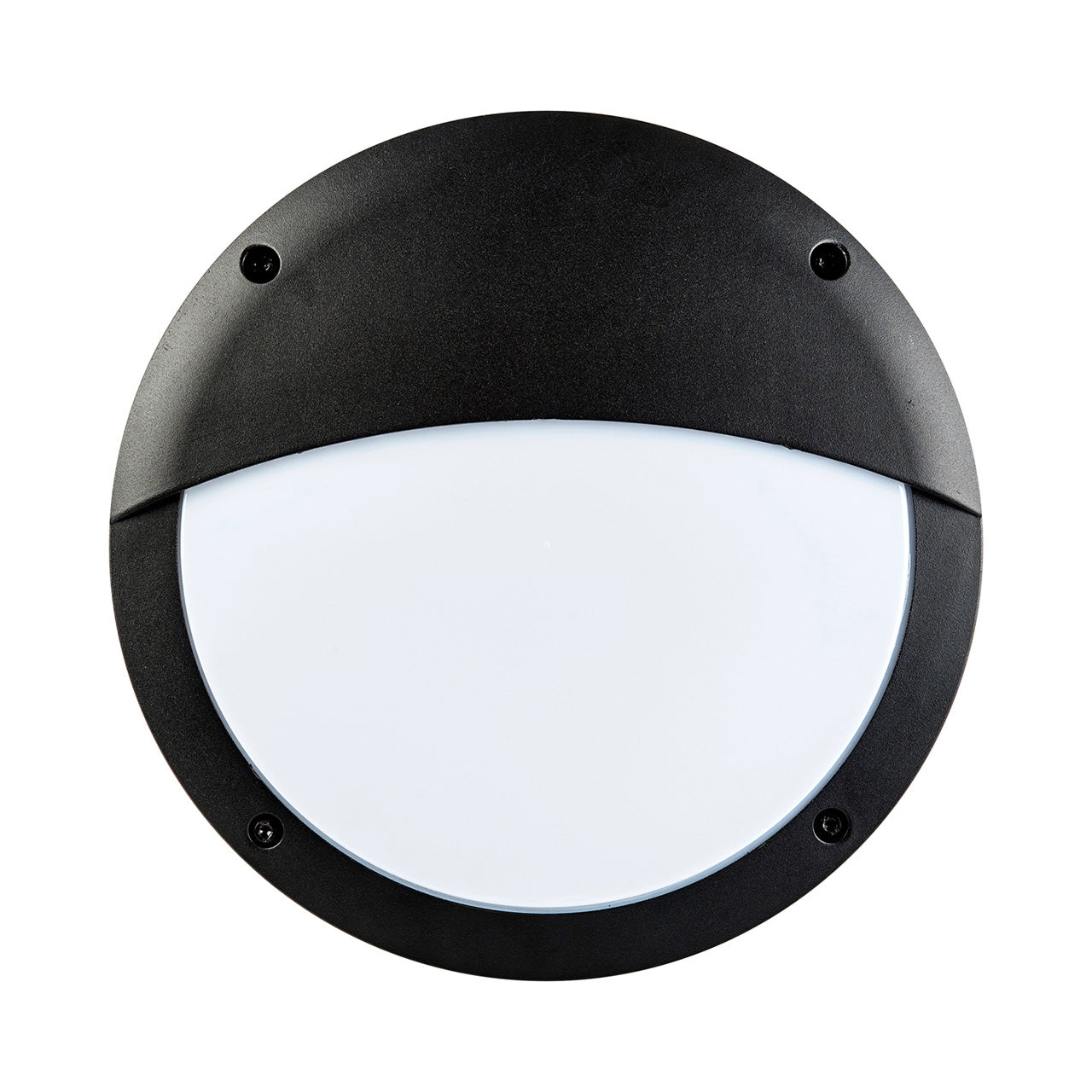 HV3671C-BLK  - STOR Black LED Bunker Light with Eyelid