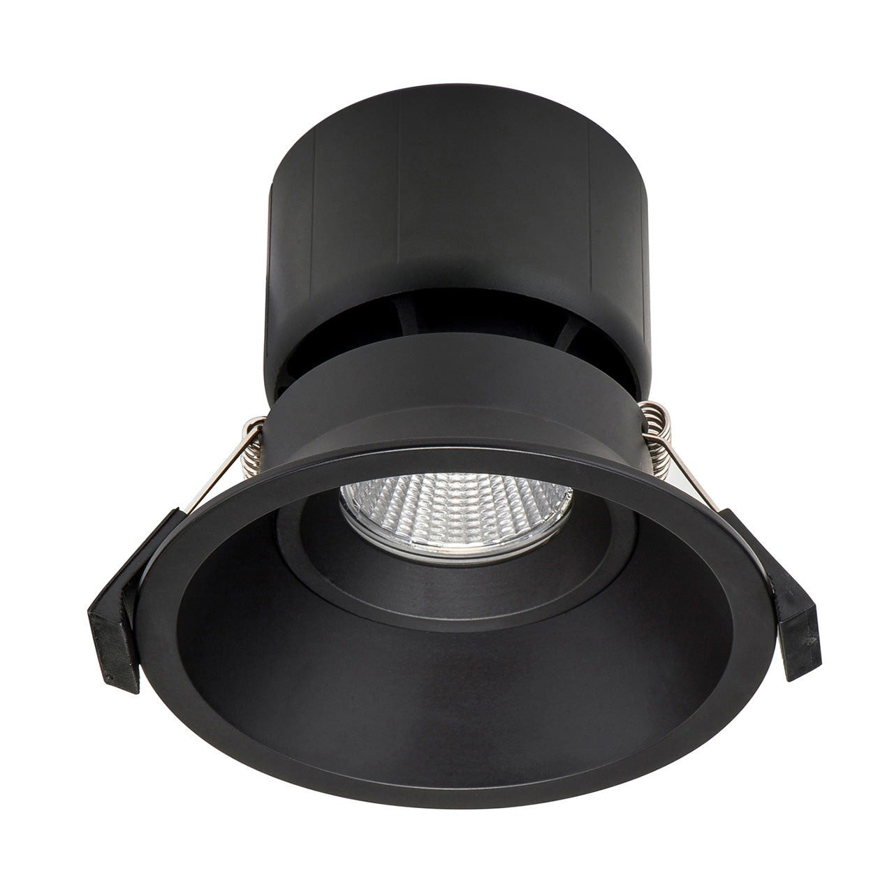 HV5514C-BLK - PRIME Black Fixed Deep LED Downlight