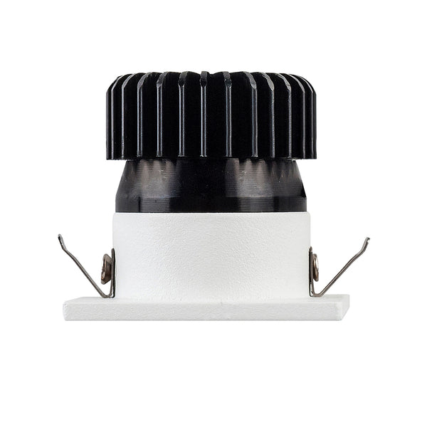 HV5701-WHT - NICHE White Square Mini Downlight