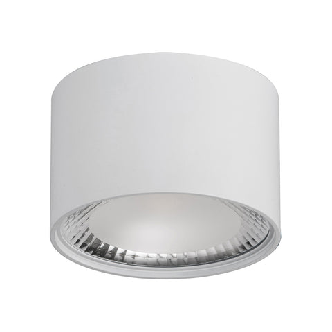 HV5803-WHT - NELLA White 12w Surface Mounted LED Downlight