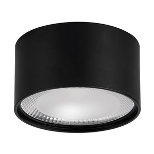 HV5805-BLK - NELLA Black 18w Surface Mounted LED Downlight