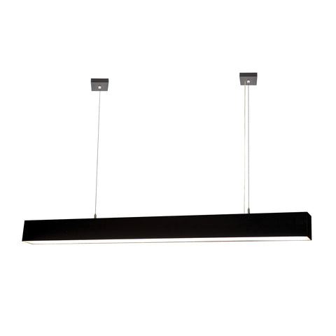 HV6002C-BLK - PROLINE 8090 Black LED Pendant 5500k