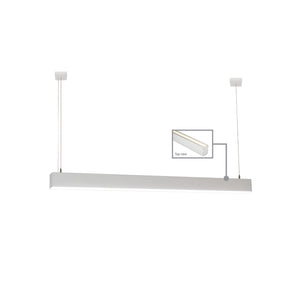 HV6004 - PROLINE 6080 Aluminium Up & Down LED Pendant