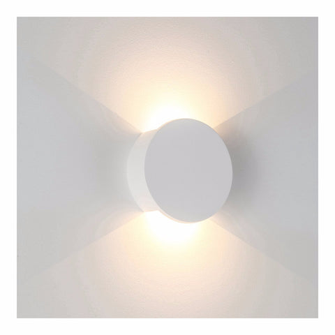 HV8060 -  Candy Round Plaster LED Wall Light