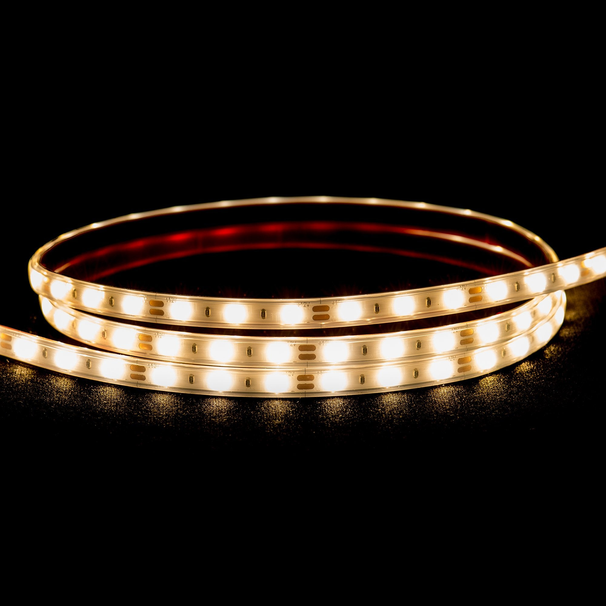 HV9716-IP54-60-3K-5M - 4.8w IP54 LED Strip 3000k 5m Roll