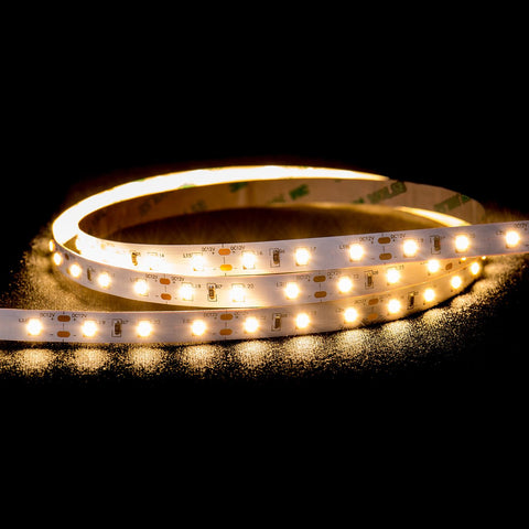 HV9717-IP20-60-3K-5M - 14.4w IP20 LED Strip 3000k 5m Roll