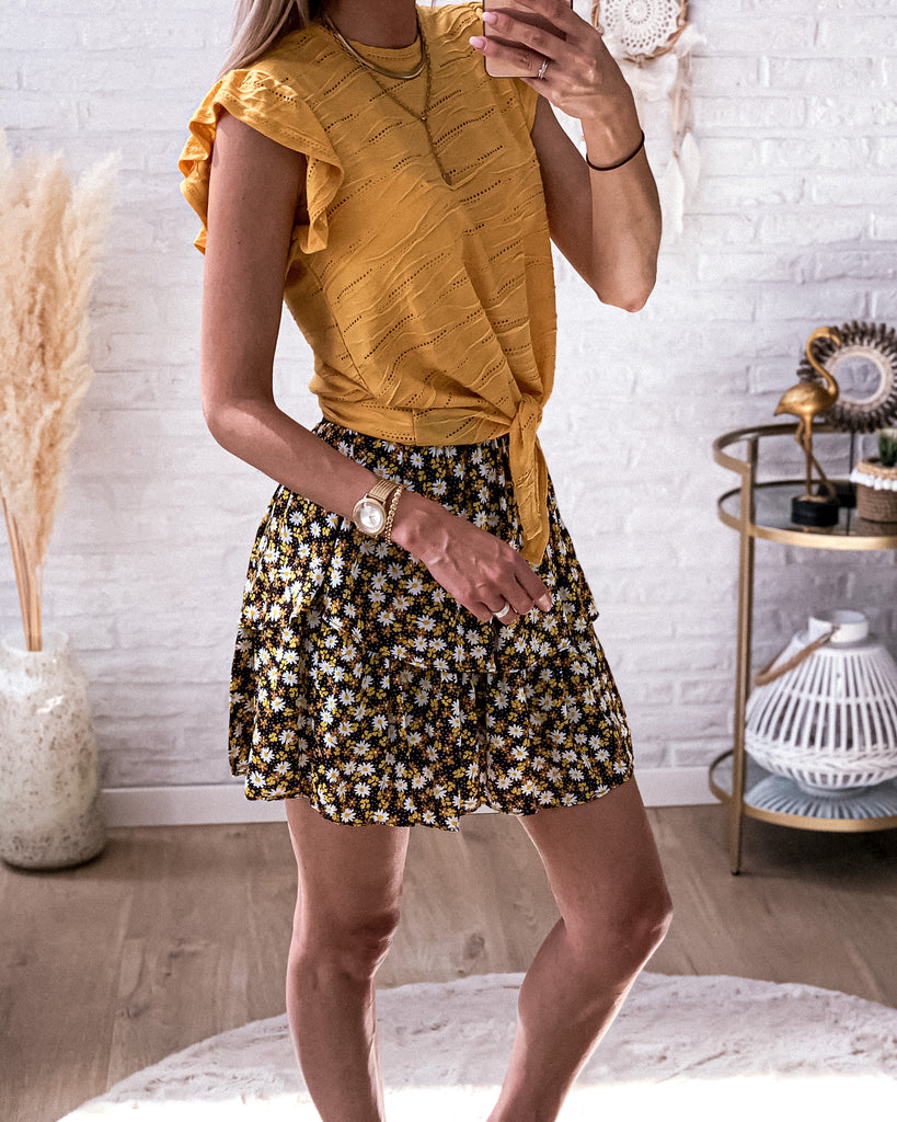 Top Esmee yellow STOCKSALE 21
