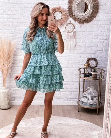 Jasmin blouse mint