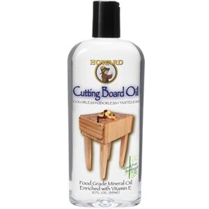 Howard Cutting Board Oil - jessica's living room
