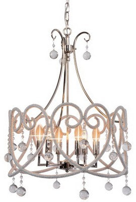 Chandelier Nickel Plated RL4040