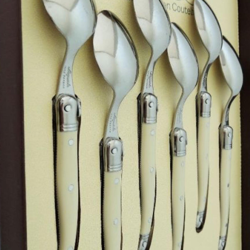 Laguiole french spoons