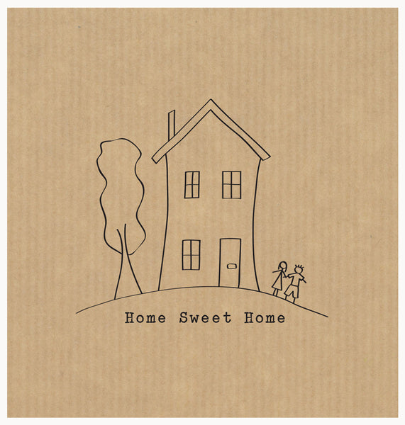 LCF008 - Home Sweet Home Couple (6pack)