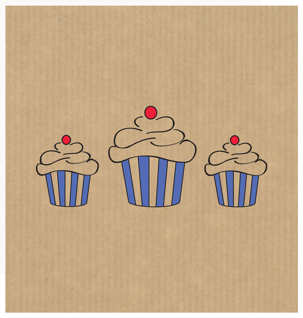 LCF025 - Cupcakes (6pack)