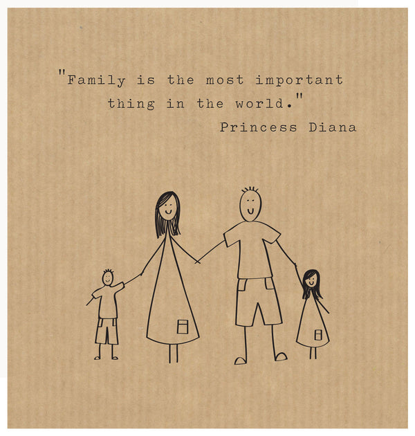 LCF038 - A Family (6pack)